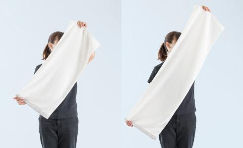 選べる2つのサイズ|Bio Towel