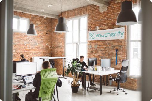 Photo of Voucherify office