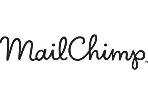 Web design with Mailchimp integration