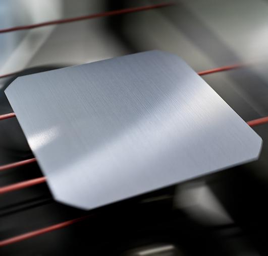 metal wafer