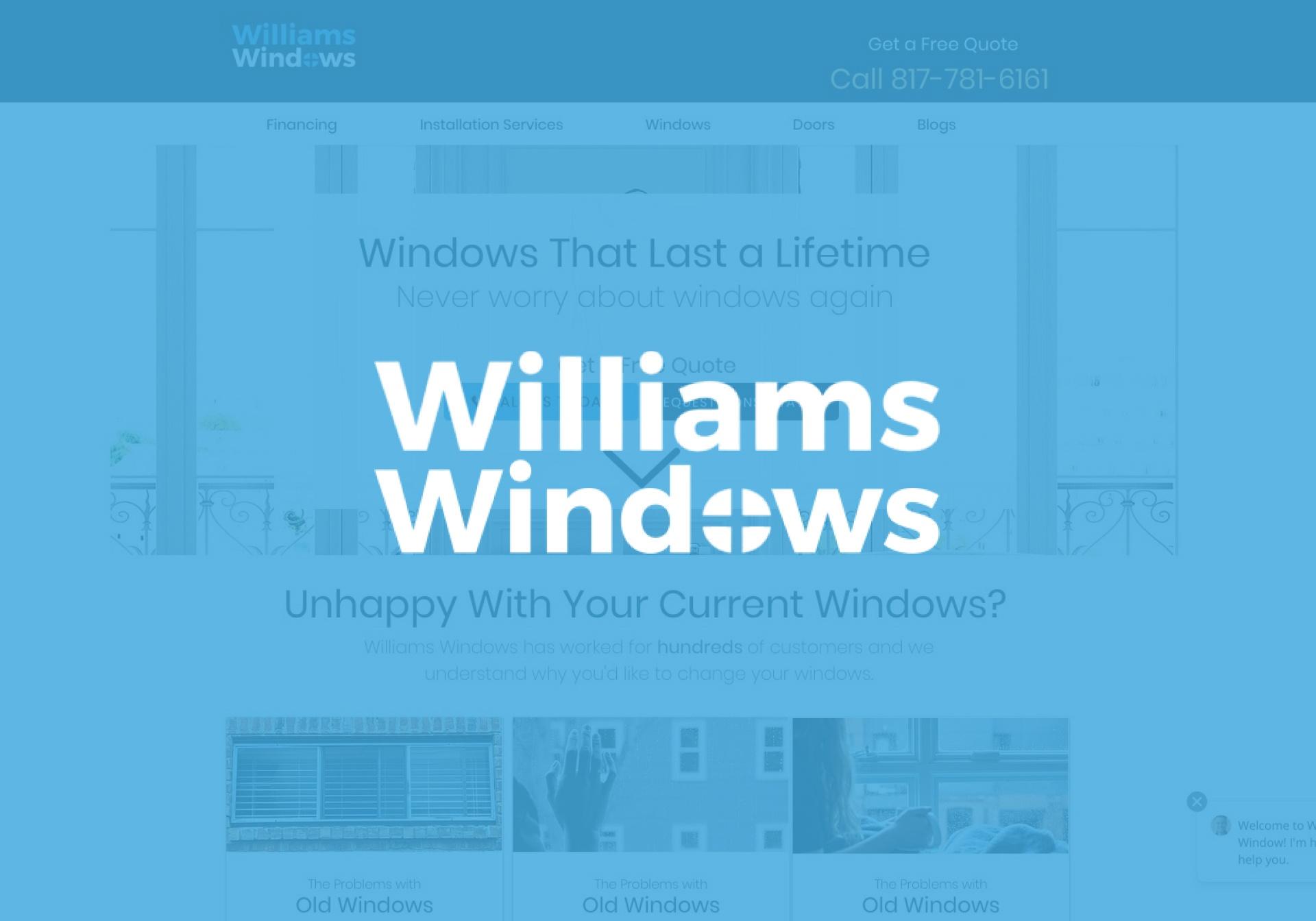 Williams Windows