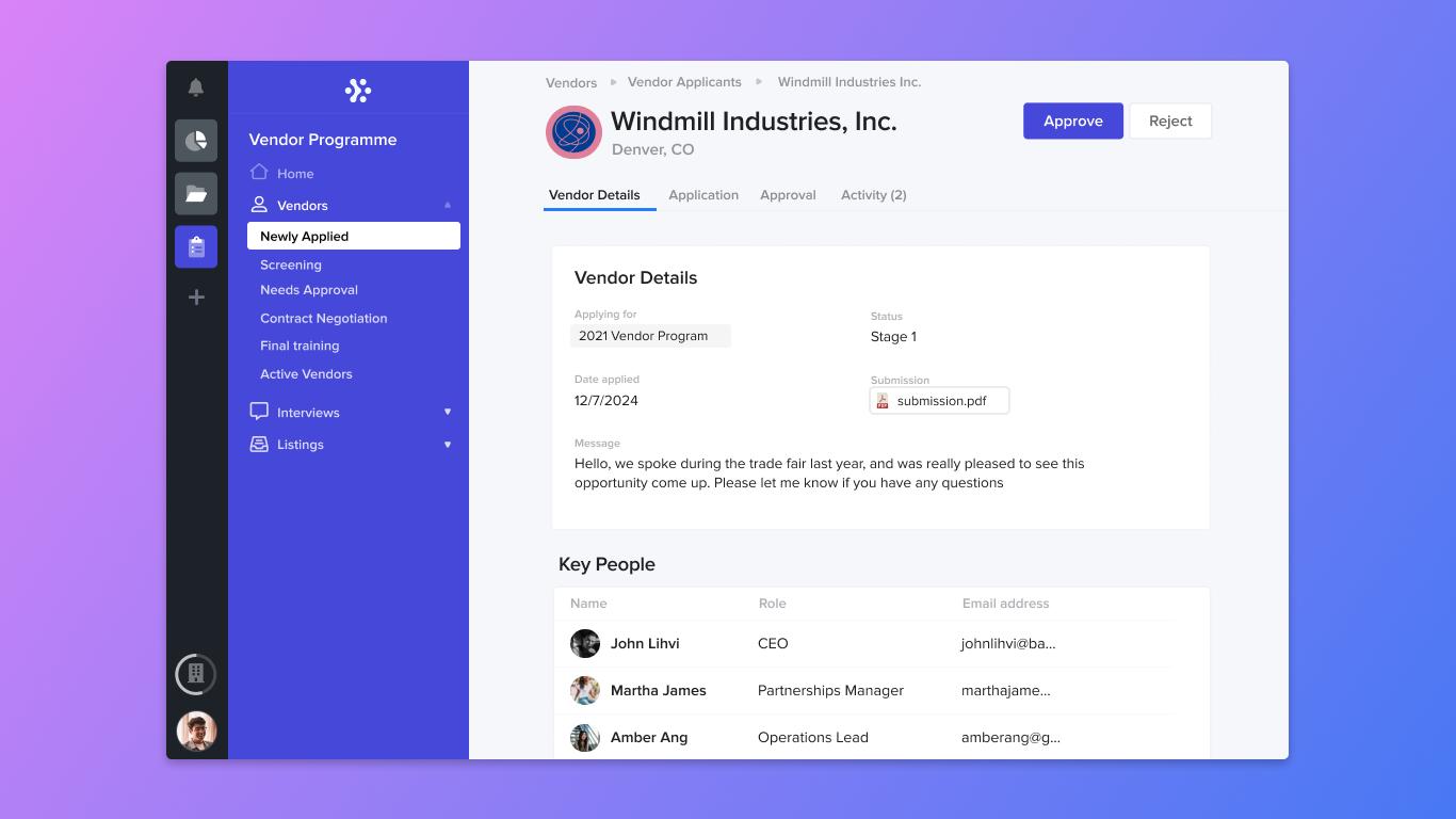 Build a customer portal in Stacker