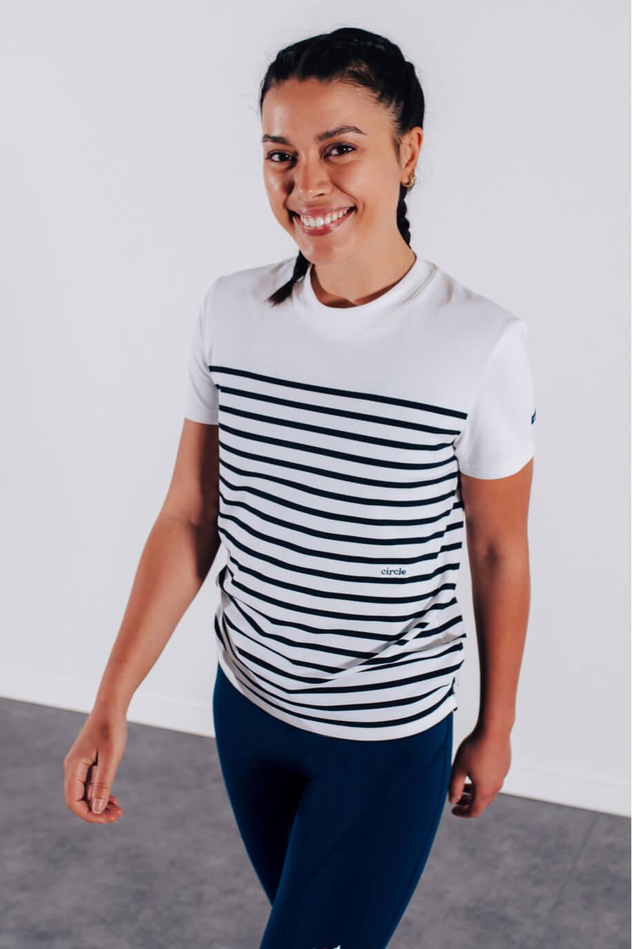 T-shirt Saint James Victoire