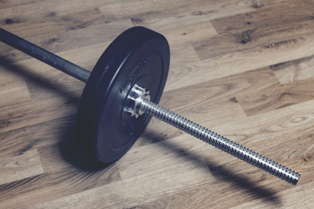 Facebook ads for gym leads barbell