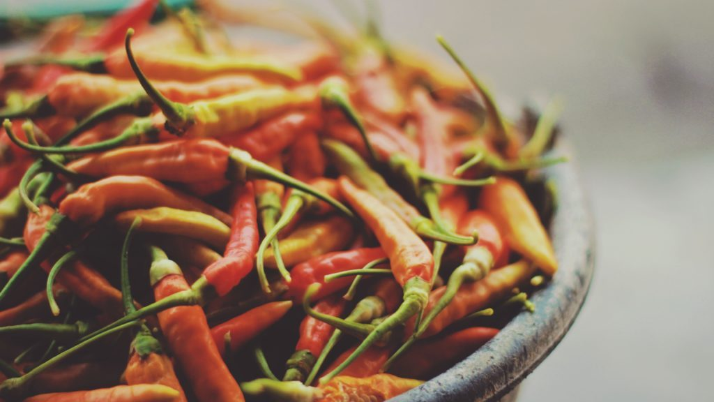 Facebook ads for restaurant leads spicy