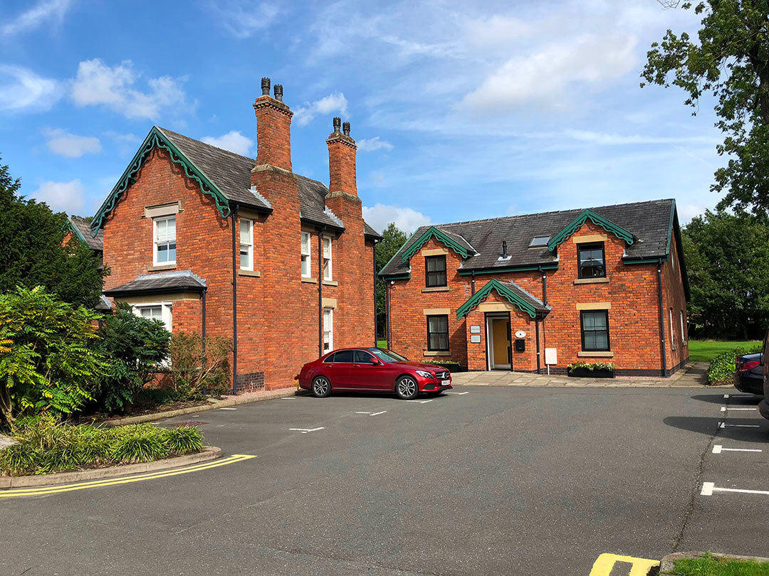 Image of our Cheshire Clinic