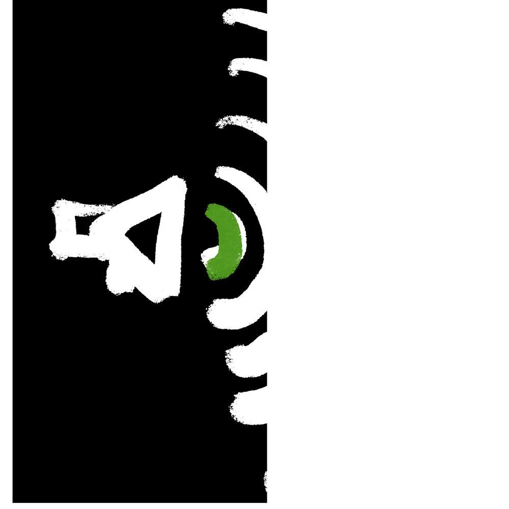 Marketing megaphone icon