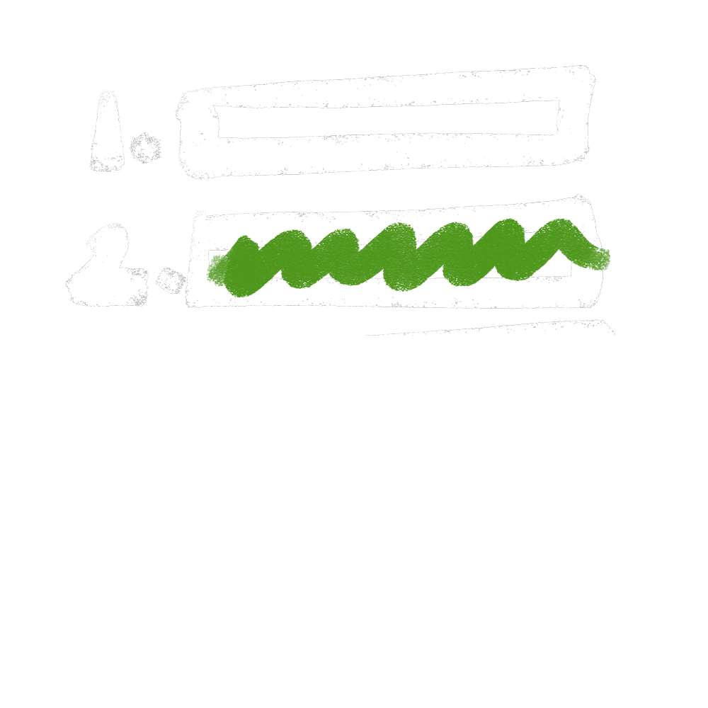 Content strategy list icon