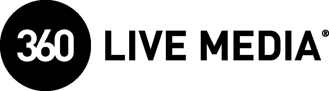 360 Live Media logo