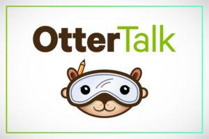 Otter Talk logo