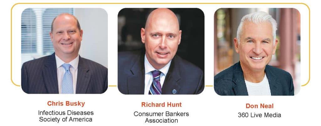 Association Revenue Recovery Panelists