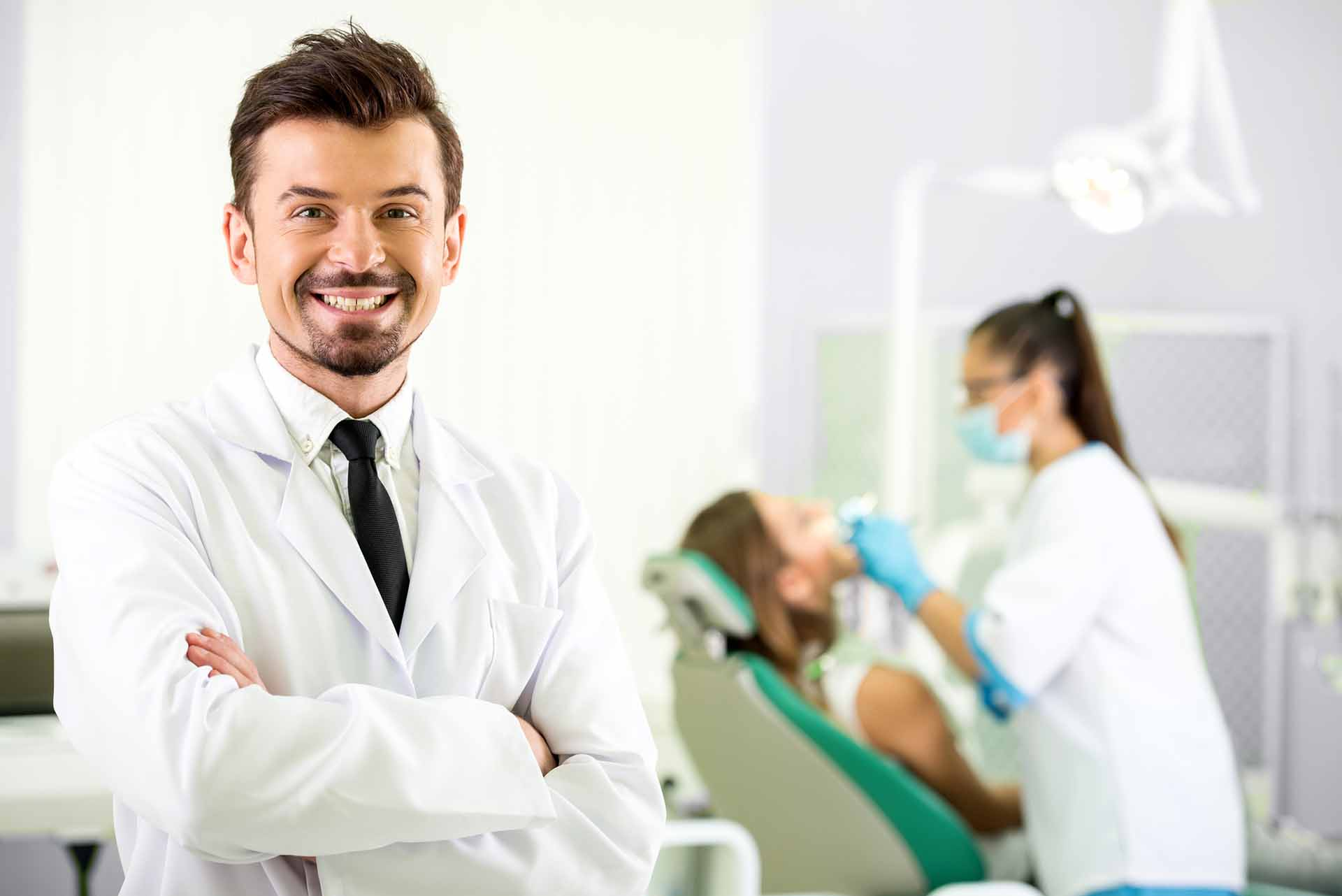 How periodontal splinting with a dentist in Whittier, NC can improve your gum health.