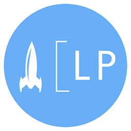 LaunchPad Icon Logo