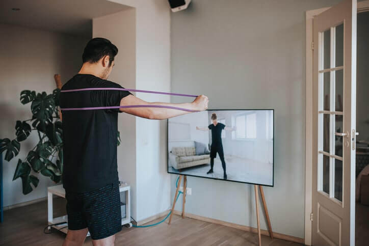 How to (easily) run a live streaming fitness class