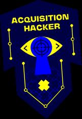 Acquisition hacker