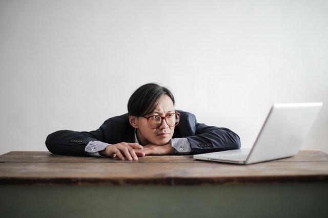 a man researching EPAT