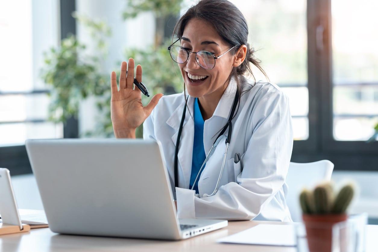 a telemedicine expert