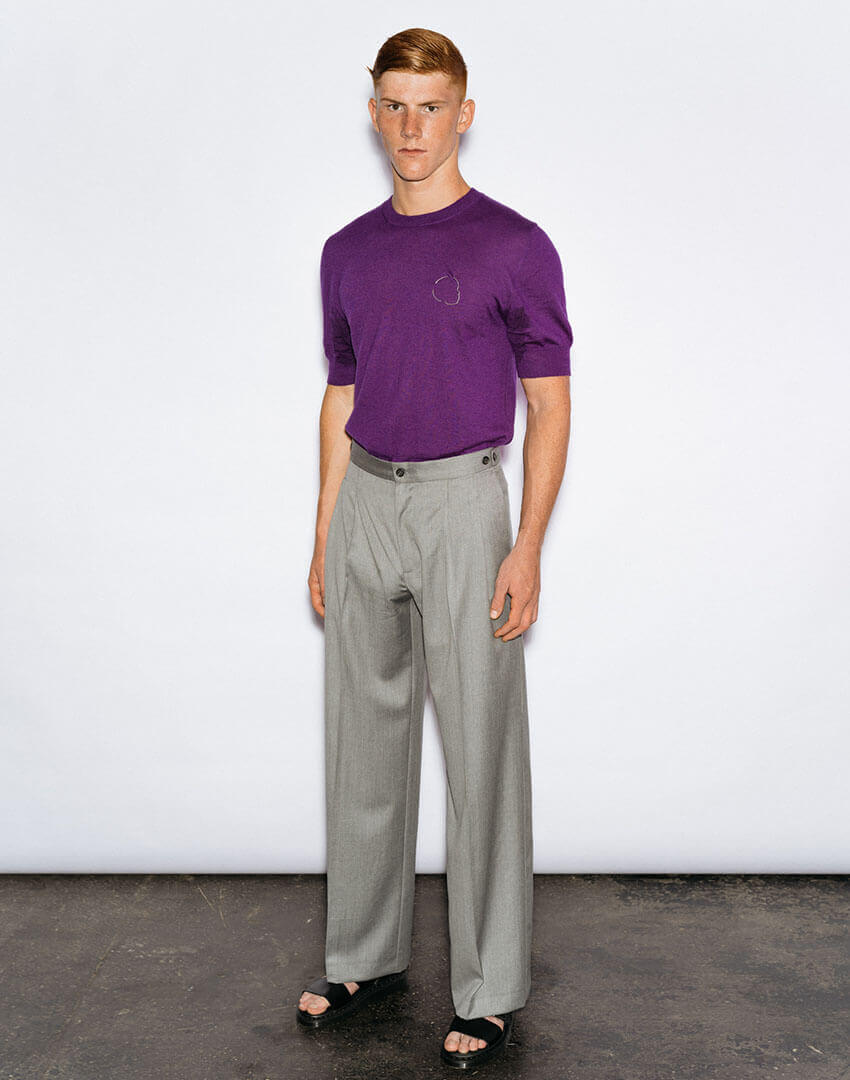 PSEUDONYM SS20 fashion/apparel collection, Look 02.