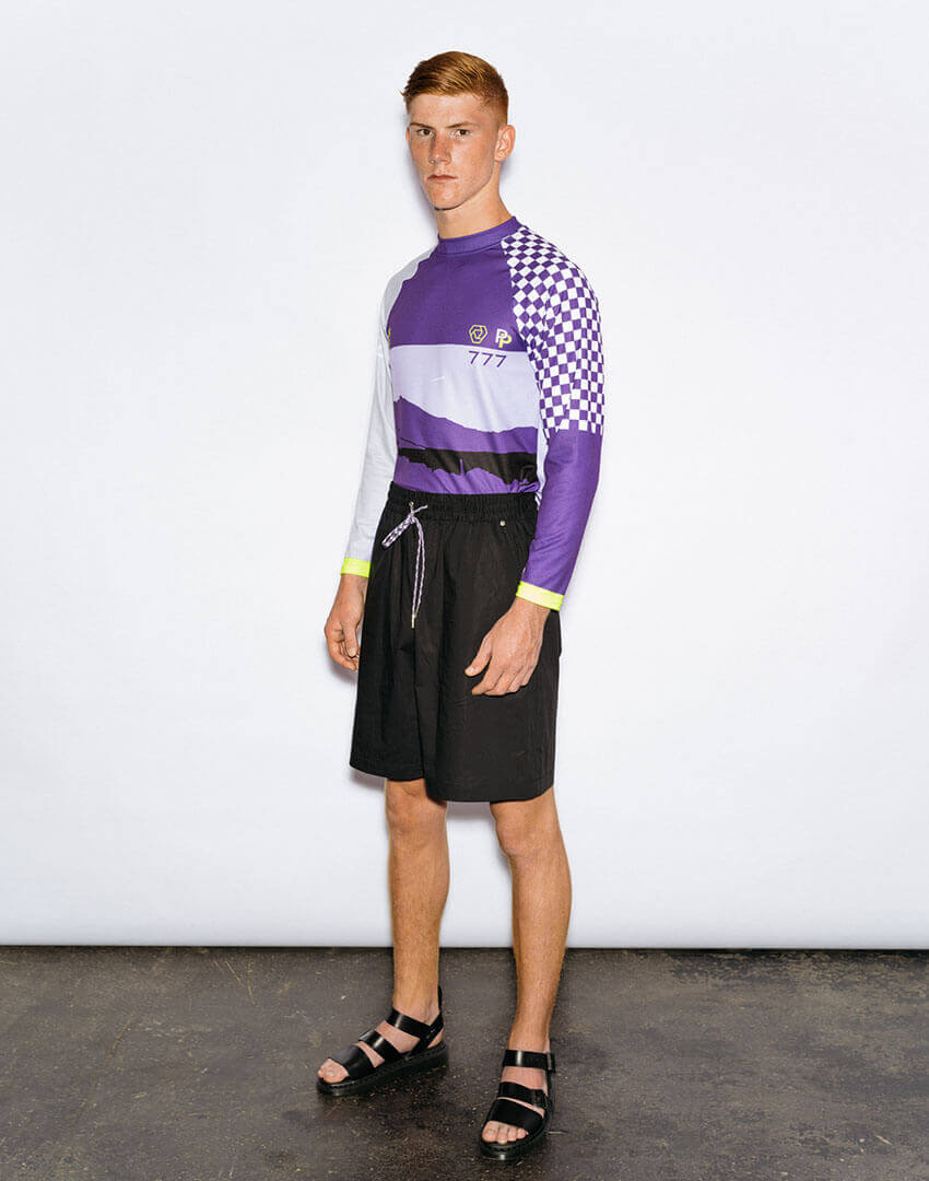 PSEUDONYM SS20 fashion/apparel collection, Look 04.