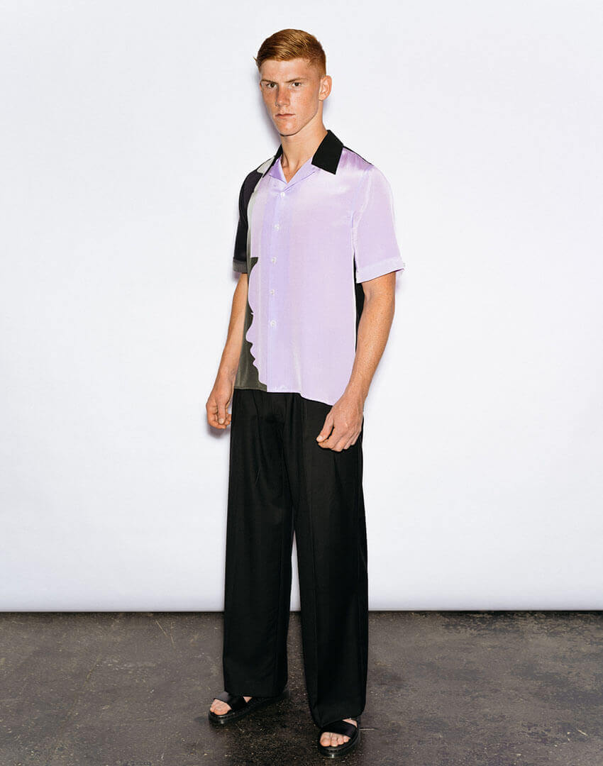 PSEUDONYM SS20 fashion/apparel collection, Look 05.