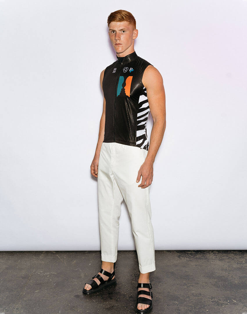 PSEUDONYM SS20 fashion/apparel collection, Look 14.