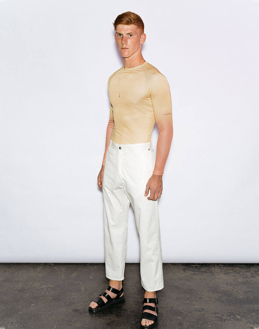 PSEUDONYM SS20 fashion/apparel collection, Look 16.