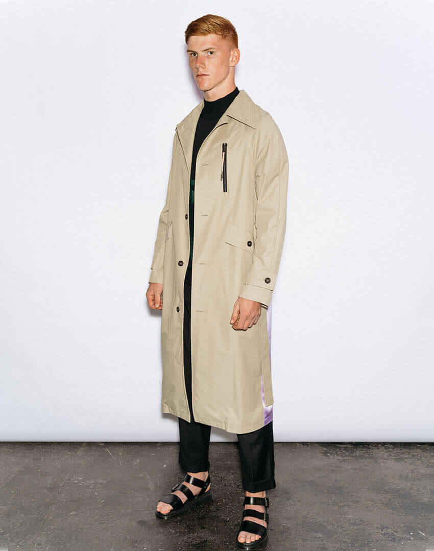 PSEUDONYM SS20 fashion/apparel collection, Look 17.