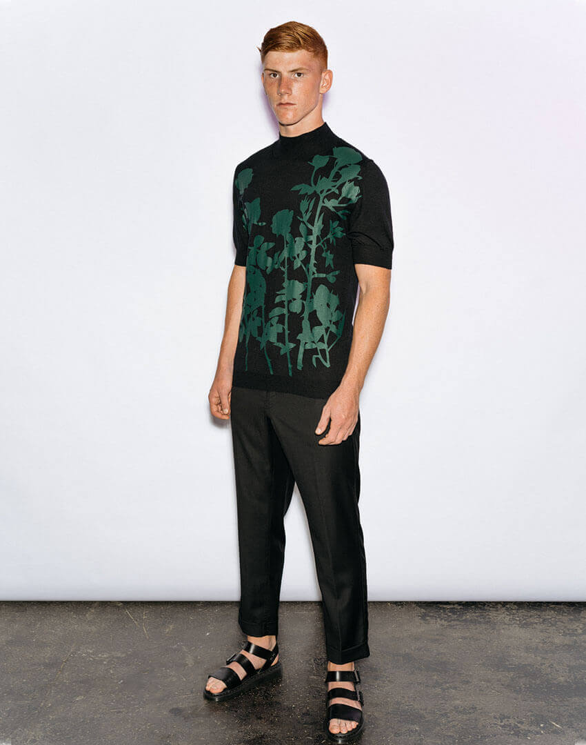 PSEUDONYM SS20 fashion/apparel collection, Look 18.