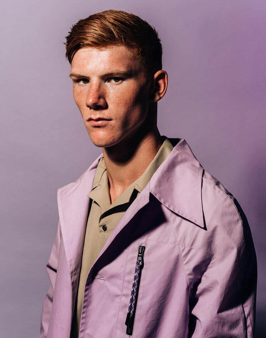 PSEUDONYM SS20 fashion/apparel campaign, Marcus 02.