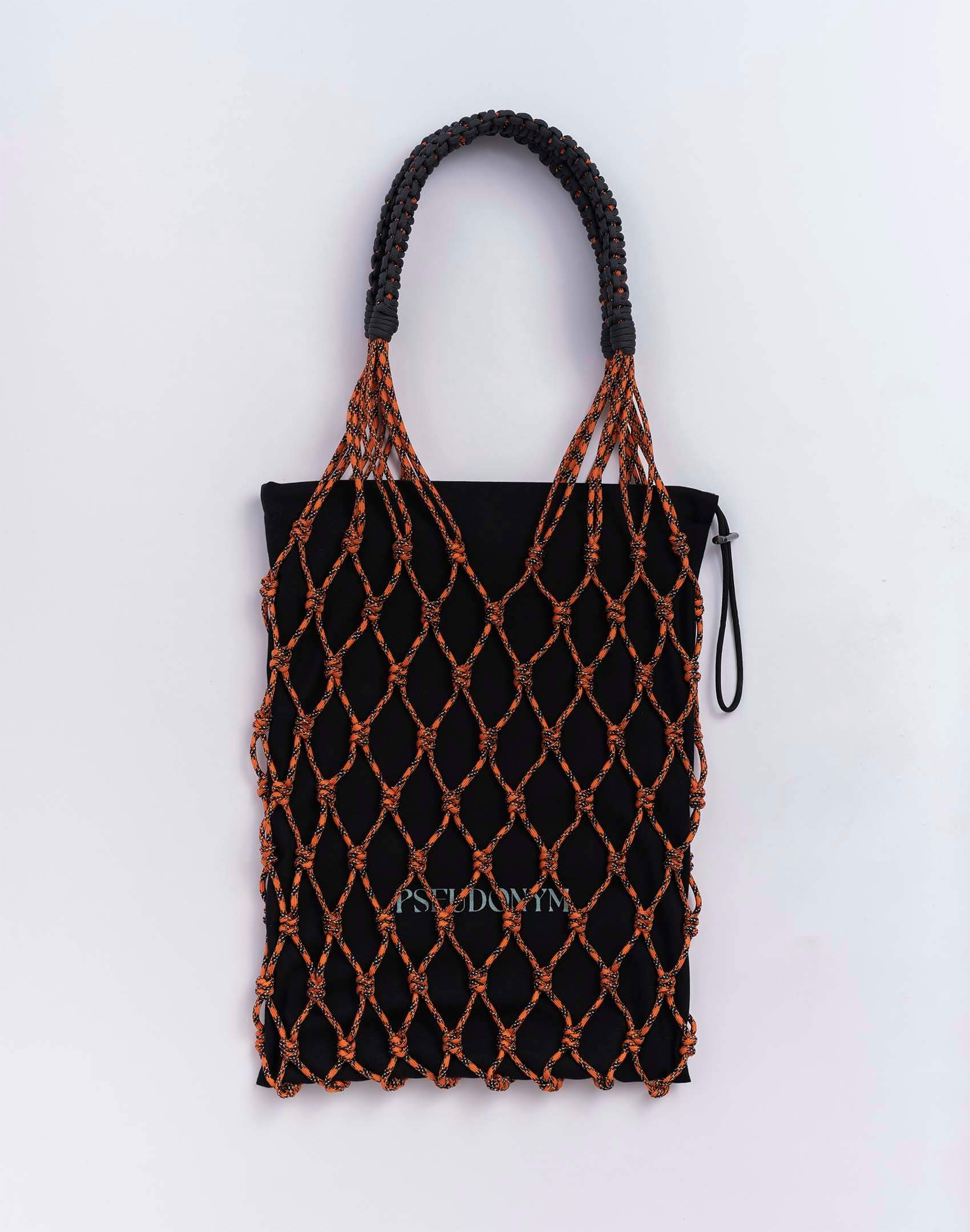P.S. Field Bag 09 (Candy Corn), orange/black/white colorway.