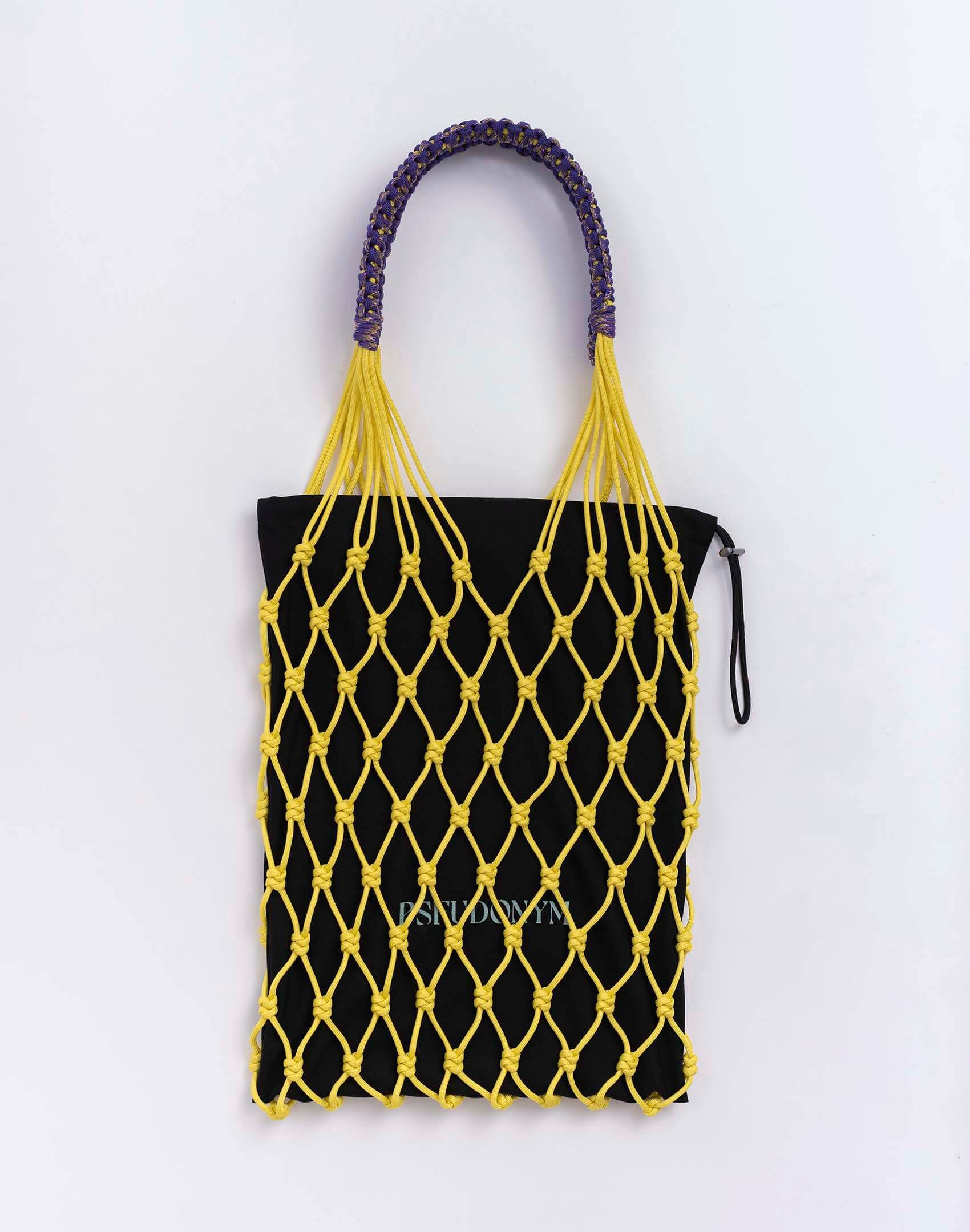 P.S. Field Bag 20 (Sakura), yellow/purple colorway.