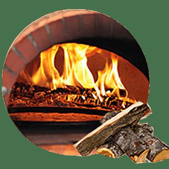 Cenario's Dixon pizza oven.