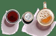 Cenario's Dixon menu drinks tab