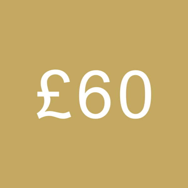 £60 Gift Card