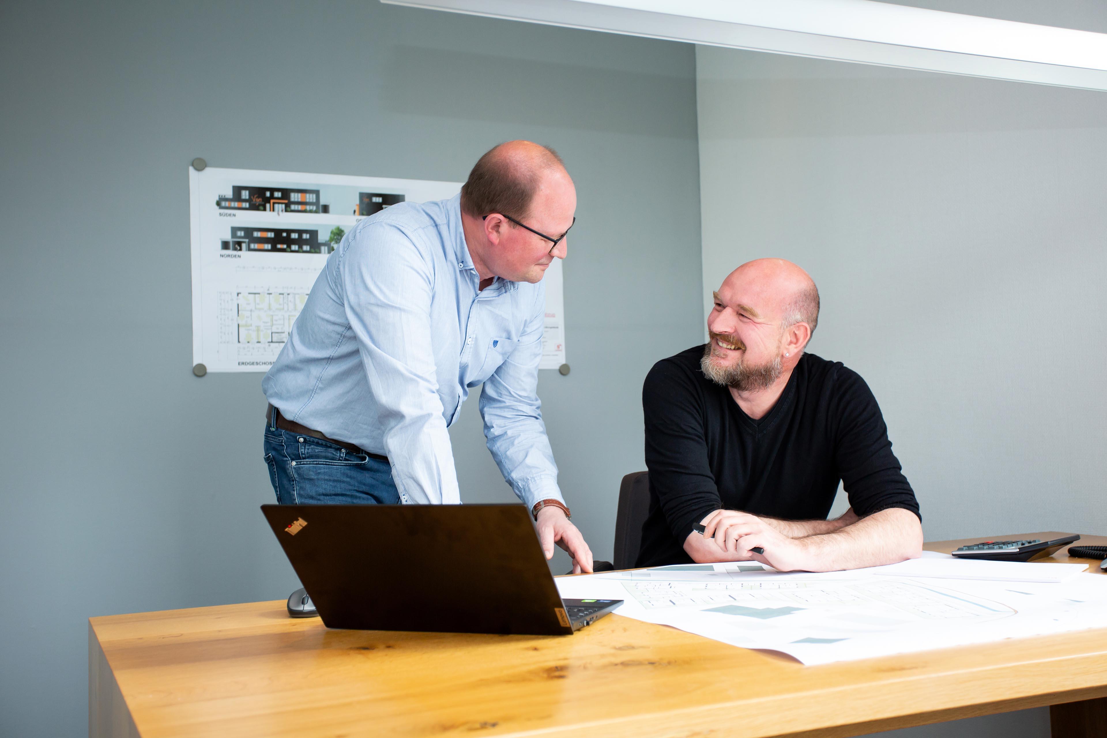 Sahm GmbH | Mitarbeiterbesprechung