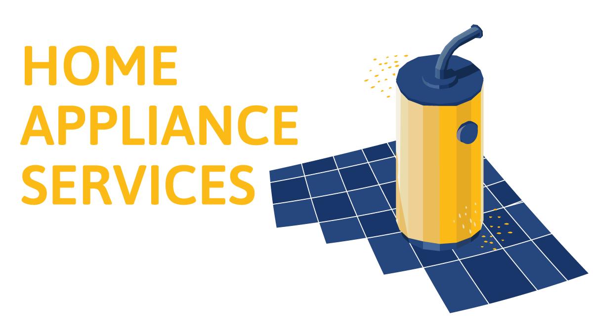 home appliance illustration