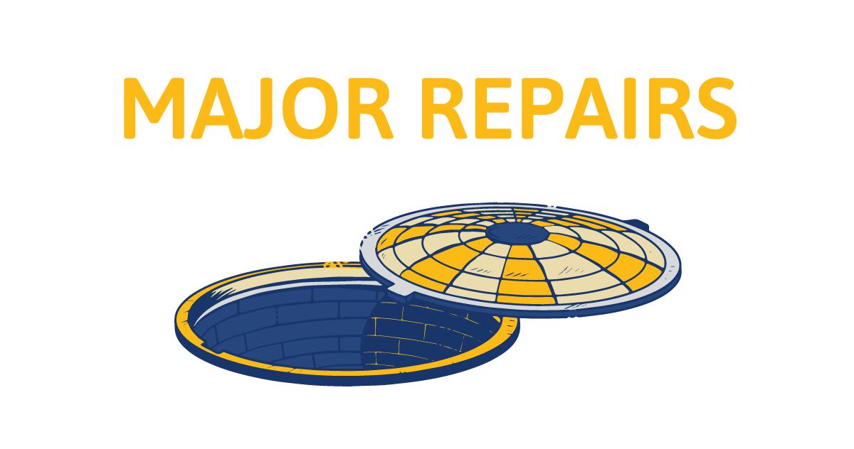 major repair illustration