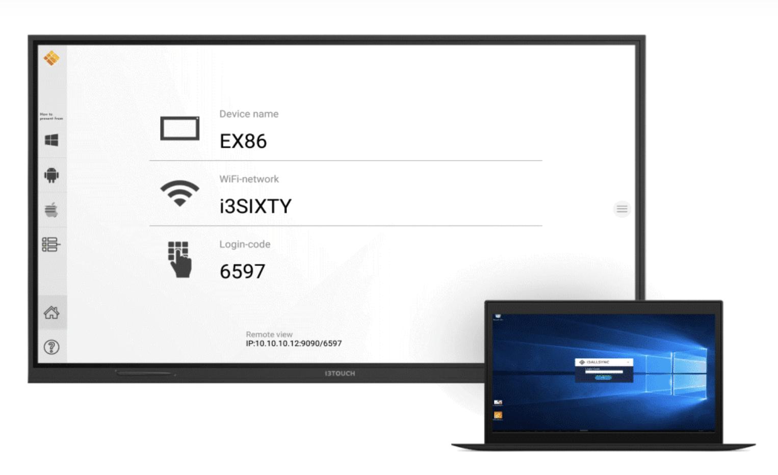 Smartboards i3 technologies - Image