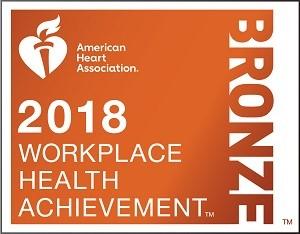 American Heart Association recognizes Royal Oaks for workplace health achievement