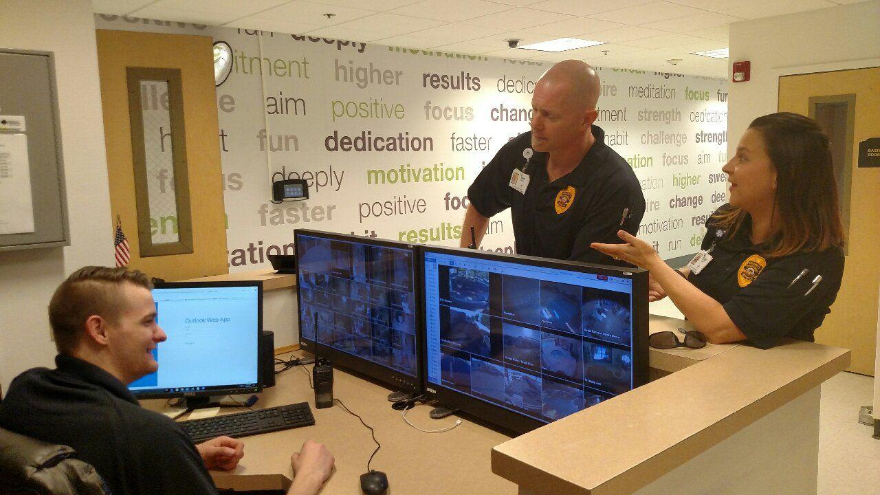 EMTs keep Royal Oaks residents safe