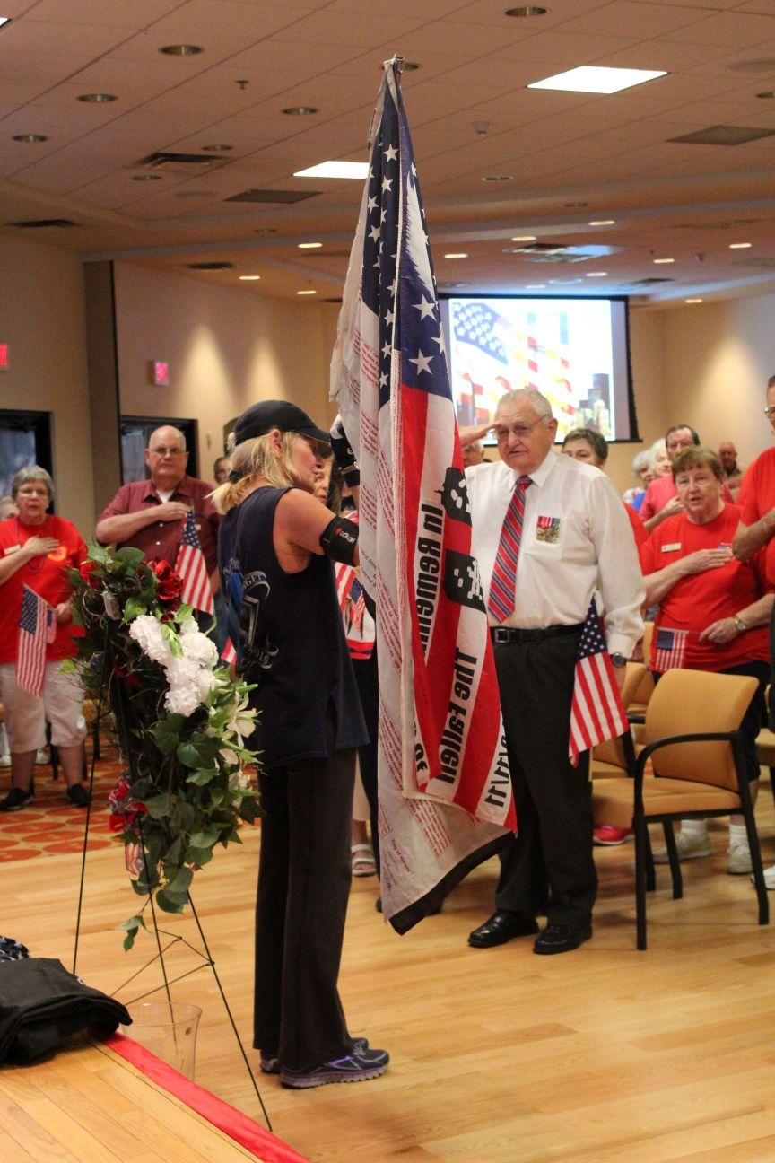 Royal Oaks remembers 9/11