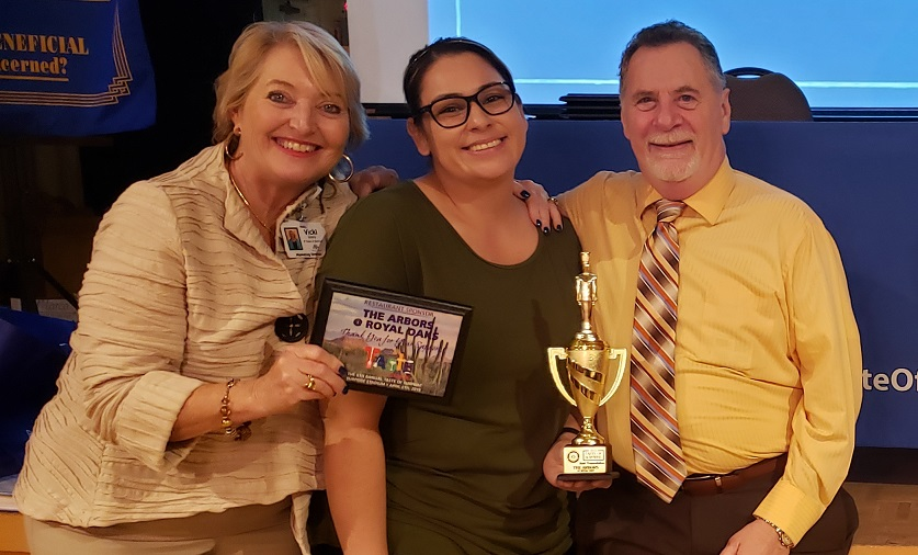 Innovation and Food Awards Bestowed on Royal Oaks