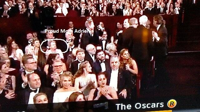 The parents of an Oscar winner live at Royal Oaks
