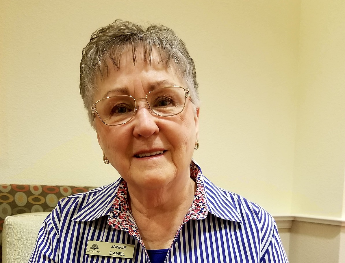 Royal Oaks resident Janice Daniel featured in national on-line publication