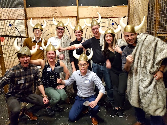 It takes a Village - and even some Vikings - to Design and Build a Neighborhood