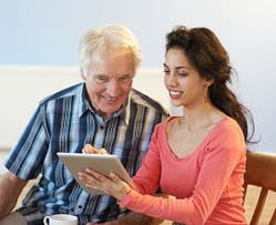 Royal Oaks partners with ASU on the use of technology for seniors