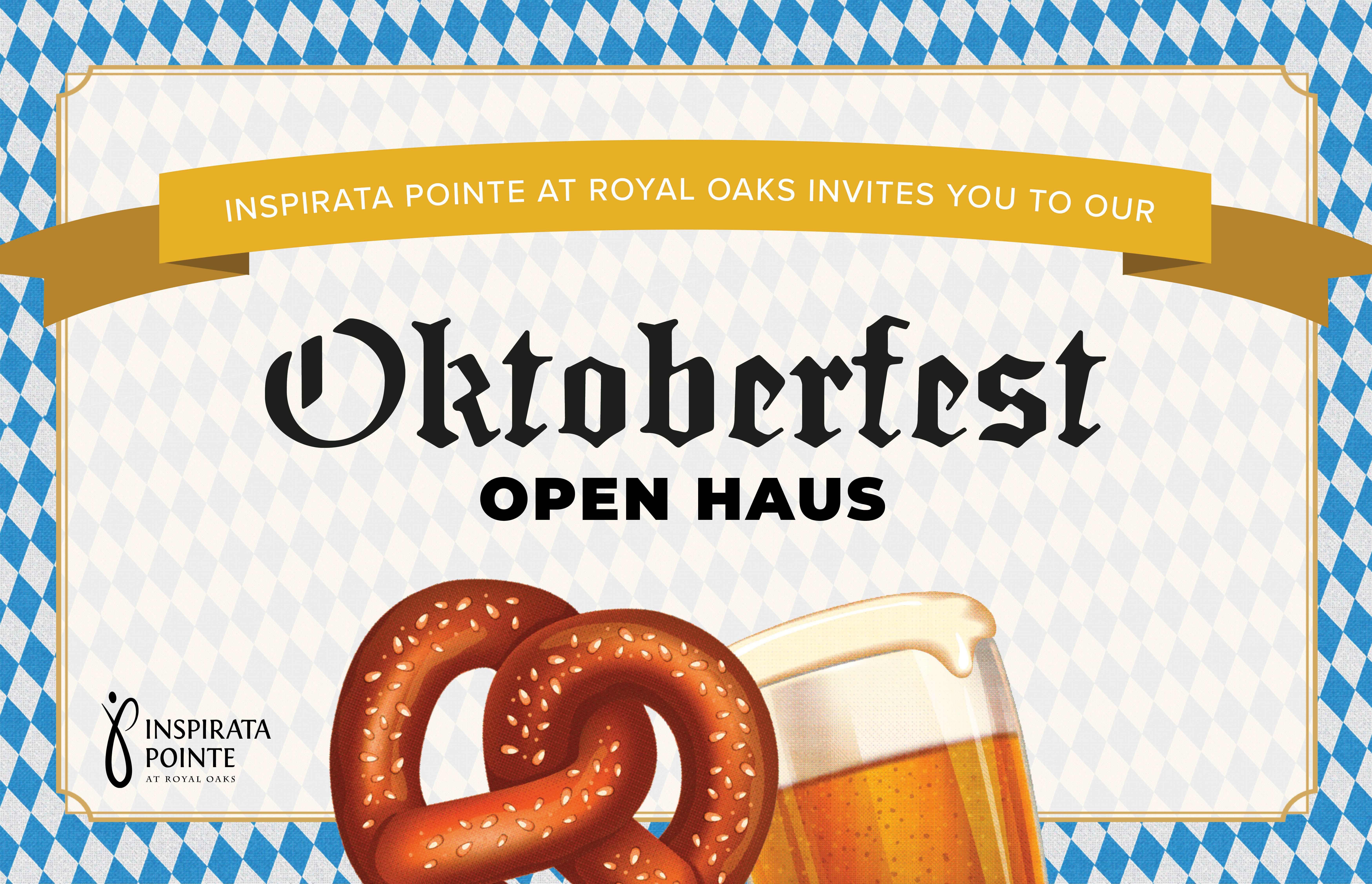 Oktoberfest Open Haus