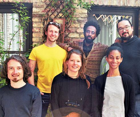 Team von Plastic2Beans