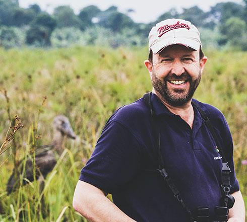 Rainer Stoll, Gründer von Travel-to-Nature