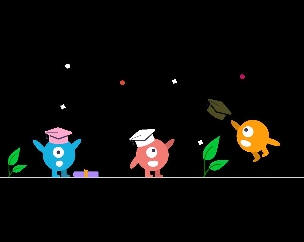 """Illustration de la section """"Les étapes de la réussite"""" étape 3"""